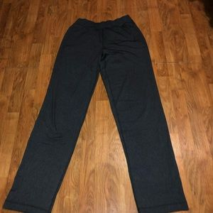 Grey sweatpants from Lululemon